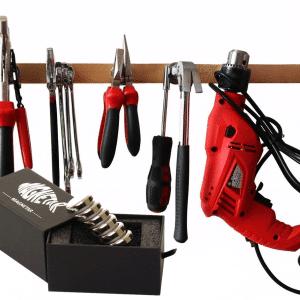 magnets, hanging tools, organizing tools, handyman, tool magnet,