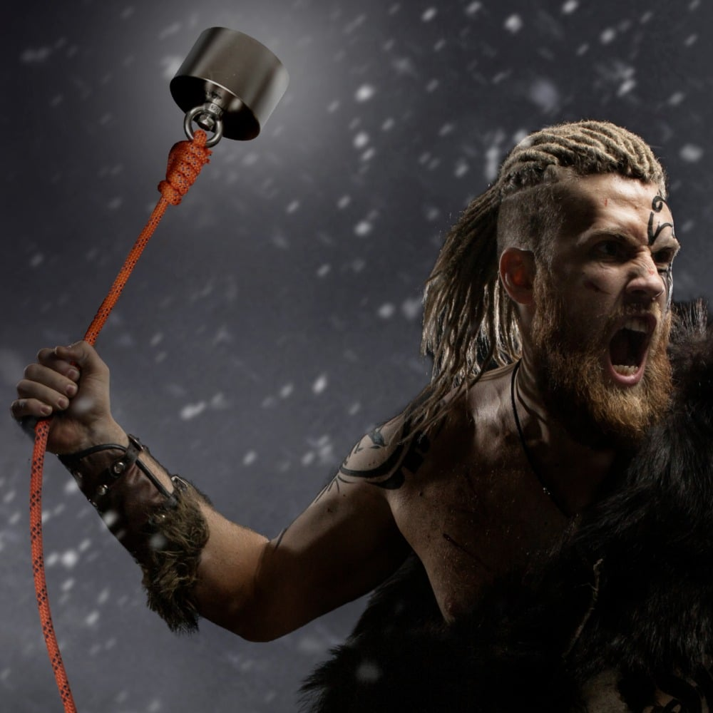 Barbarian Fishingmagnet